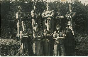 Improved Order of Red Men - Pocahontas Degree