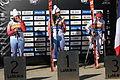 Podium Women Standing Super G.JPG