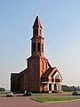 Podlaskie - Wysokie Mazowieckie - Wysokie Mazowieckie - Wspólna 1A - Kościół PiP 20110827 01.JPG