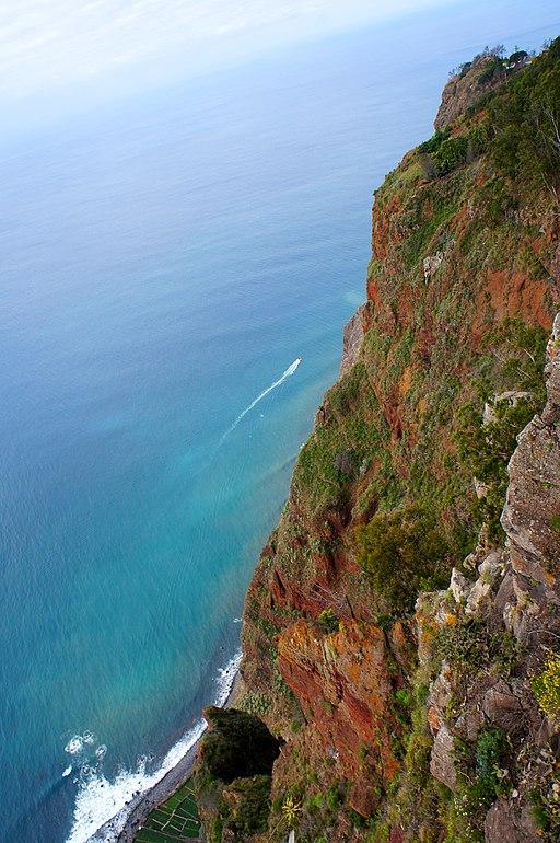 Pohled z Cabo Girão