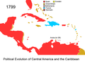Political Evolution of Central America and the Caribbean 1799 na.png