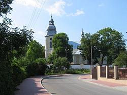 Barokowa Bazylika Mniejsza pw. �w. Mateusza