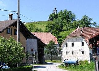 Ponikve, Tolmin Place in Slovenian Littoral, Slovenia