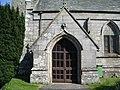 Porch, The Parish Church of St Bridget, Brigham - geograph.org.uk - 425923.jpg