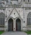 Portail nord nef cathédrale Quimper.JPG