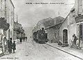 Portel-des-Corbières - Avenue de la Gare (CP Bringuier).jpg