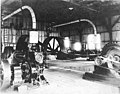 Portland Cement Co engine room, Cement City, Washington, ca 1907 (WASTATE 50).jpeg