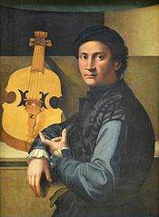 Portrait of a Viola Player