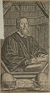 Alexander Rose Scottish bishop