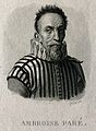 Portrait of Ambroise Pare (1510 - 1590), French surgeon Wellcome V0004474EL.jpg