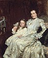 Portrait of Mrs Chadwyck-Healey and her Daughter P1291.jpg