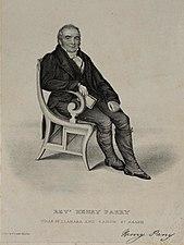 Revd. Henry Parry