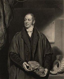 William Buckland English geologist and palaeontologist
