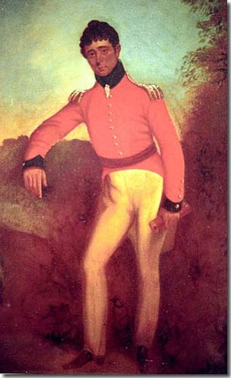 History of South Australia - Colonel William Light.