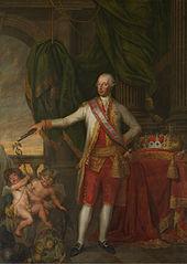 Portrait de l'Empereur Joseph II