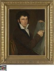 Portret van Filips Jacob Van Houtte