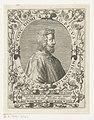 Portret van Giovanni Pico della Mirandola Io Picus Mirandulae (titel op object), RP-P-1909-4343.jpg