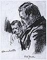 Portret van Hendrik Willebrord Jansen (1855-1908) en Hans von Barteld (1856-1913) RKD – Nederlands Instituut voor Kunstgeschiedenis..jpg
