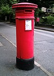 Post box, Grosvenor Road, Grassendale.jpg