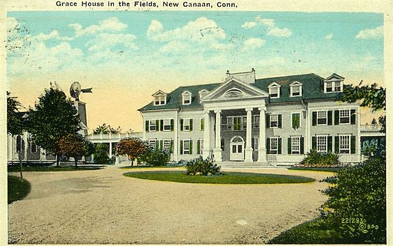 Grace House in the Fields, ca. 1915