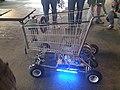 Powered shopping cart at MIT flea.agr.jpg
