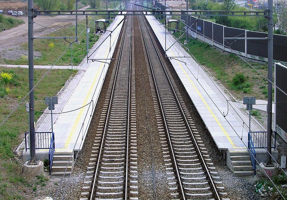 Prague Horni Mecholupy Station3