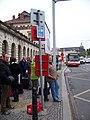 Praha hlavní nádraží, zastávka Airport Exrpess.jpg
