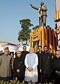 Pranab Mukherjee, the Vice President, Shri Mohd. Hamid Ansari, the Prime Minister, Shri Narendra Modi, the Union Minister for Consumer Affairs, Food and Public Distribution, Shri Ram Vilas Paswan, the Secretary.jpg