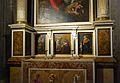 Predel·la del retaule de la capella de la Santíssima Trinitat, catedral de València.JPG