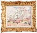 Premier jour de printemps à Moret, (1889) d'Alfred Sisley.jpg