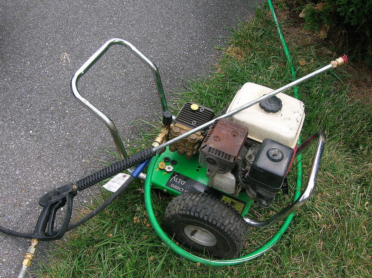 Car Washing Electric Pressure Washer