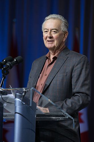 Preston Manning - Manning in 2014