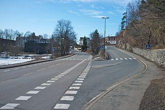"Halvdan Koht - Professor Kohts vei (lit. ""Professor Koht's street"") in Bærum was named after Halvdan Koht in 1967."