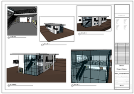 Screenshot di Revit