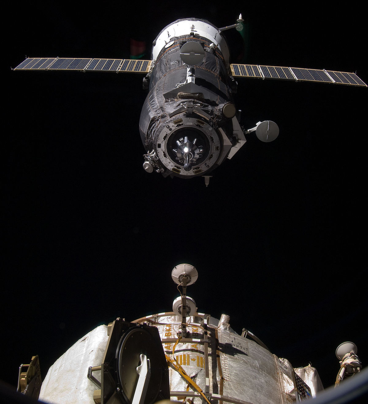 Kurs (docking navigation system) - Wikipedia
