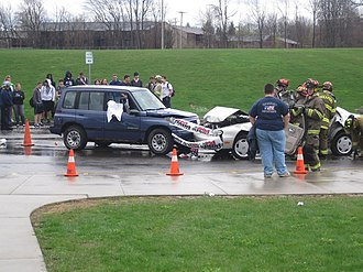 WBSU - In May 2011, the Point worked with Brockport's Fire and Police department to encourage High School students at Brockport High School to not drink and drive.