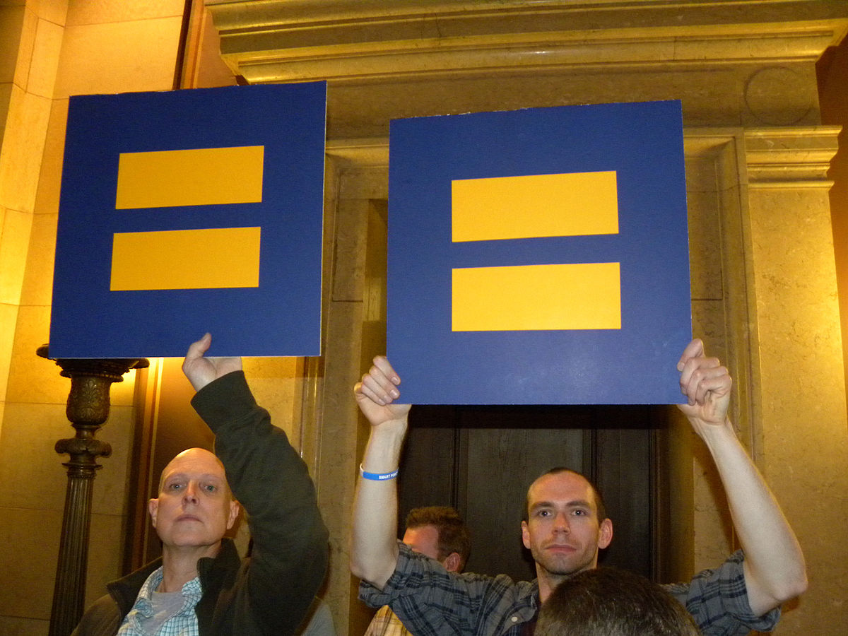 voters in maine and maryland vote for marriage equality