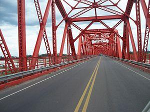 Puente carretero santiago