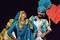 Punjabi Dance - Opening Ceremony - Wiki Conference India - CGC - Mohali 2016-08-05 6399.JPG