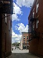 """Punxsutawney - 20190515 (01) - """"Makin' My Way on Small-Town Fire Escapes"""".jpg"""