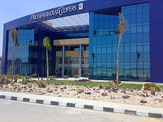 PricewaterhouseCoopers - Image: Pw C in Cairo, Egypt