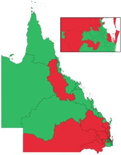 2016 Queensland term length referendum parliamentary term referendum in Queensland, Australia