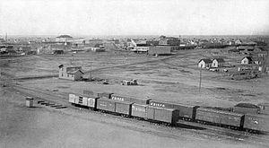 Quanah, Texas - Quanah (circa 1920-1932)