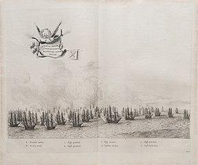 Quartum Praelium Coniovian Inter et Fluvium Rio Grande XVII lan