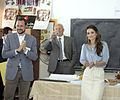 Queen Rania, Young Global Leaders - World Economic Forum on the Middle East 2008.jpg