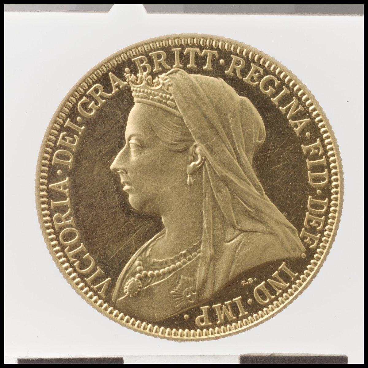 Carat Gold Sovereign Ring