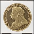 Queen Victoria proof double sovereign MET DP100383.jpg
