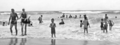 Queensland State Archives 1137 Beach scene Maroochydore January 1931.png