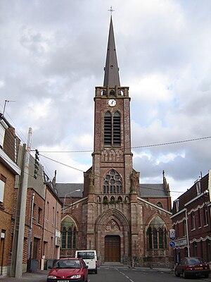 Quesnoy-sur-Deûle - Church of Saint Michel, Quesnoy-sur-Deûle