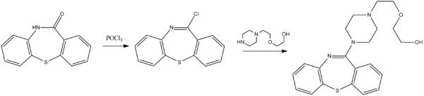 Synthesis moleculi